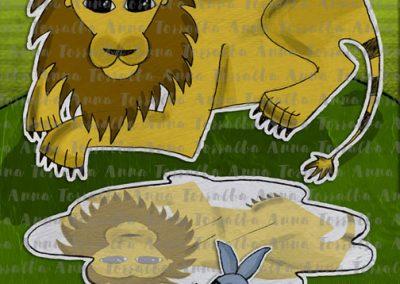 """Este proyecto lo realicé para el Editorial Salvatella, consistía en ilustrar el libro """"El libro de las bestias de Ramon LLull""""."""